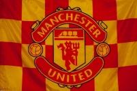 "Флаг ""FC Manchester United"""