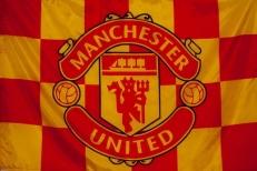 "Флаг ""FC Manchester United"" фото"