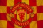 """Флаг """"FC Manchester United"""" фотография"""