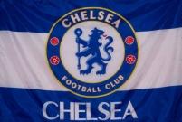 """Флаг """"FC Chelsea"""""""