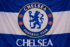 """Флаг """"FC Chelsea"""" фото"""