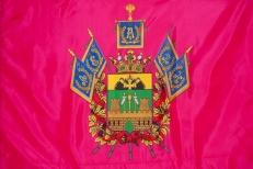 """Флаг """"Кубанское Казачье Войско"""" фото"""