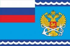 """Флаг """"РосРечМорФлота"""" фото"""