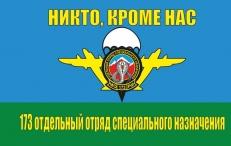 Флаг 173 отдельный отряд специального назначения ВДВ фото