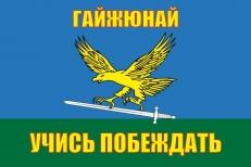 Флаг 242 Учебный центр ВДВ Гайжюнай фото