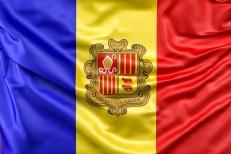 Флаг Андорры фото
