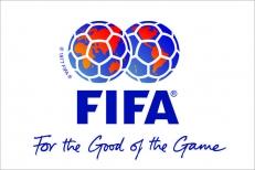 Флаг ФИФА фото