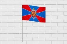 Флажок на палочке «ФСБ России» фото