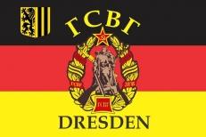 Флаг ГСВГ Dresden (Дрезден) фото