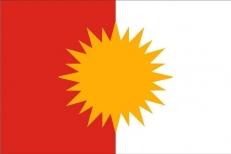 Флаг Иезиди фото
