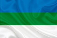 Флаг Республики Коми фото