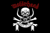 """Флаг группы """"Motorhead"""""""