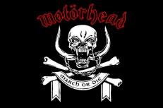"""Флаг группы """"Motorhead"""" фото"""