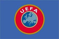 Флаг УЕФА фото