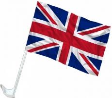 Флаг Великобритании на машину фото