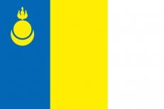 Флаг Агинского Бурятского округа фото