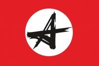 Флаг АлисА красный