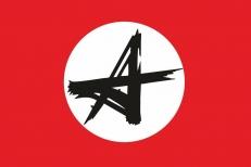 Флаг АлисА красный фото
