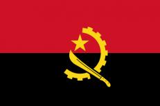 Флаг Анголы фото