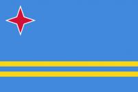 Флаг Арубы