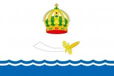 Флаг Астрахани фото
