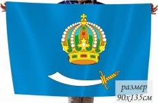 Двухсторонний флаг Астраханской области фото