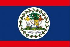 Флаг Белиза фото