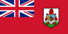 Флаг Бермуд фото