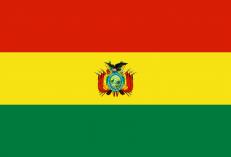 Флаг Боливии фото