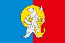 Флаг Чаунского района фото