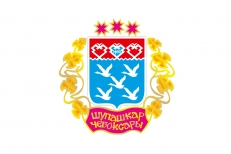 Флаг Чебоксар фото
