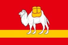 Флаг Челябинской области фото