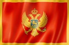 Флаг Черногории фото