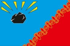 Флаг Черногорска фото