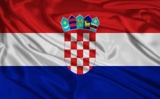 Флаг Хорватии фото