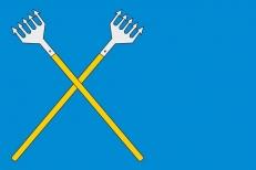 Флаг Чухломского района фото