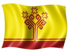 Флаг Чувашской Республики фото