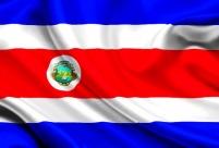 Флаг Коста Рики