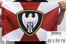 Флаг ЦРК ВВ МВД 40x60 фото