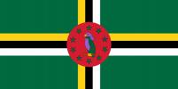 Флаг Доминики
