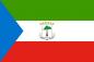 Флаг Экваториальной Гвинеи фотография