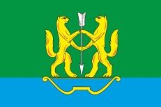 Флаг Енисейска фото