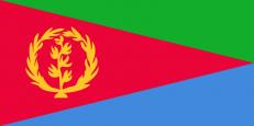 Флаг Эритреи фото