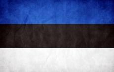 Флаг Эстонии фото