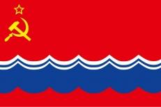 Флаг Эстонской ССР фото