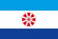 Флаг Эвенкийского района фото
