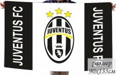 "Флаг ""ФК Ювентус"" (FC Juventus) фото"
