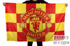 Флаг «FC Manchester United» (Манчестер Юнайтед) фото