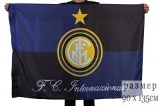 Флаг ФК «Интер» фото