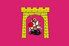 Флаг Георгиевска фото